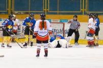 zápas ženského hokeja vo Zvolene