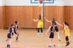 Basketbalový zápas 1. liga žien vo Zvolene