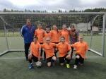 mladé futbalistky