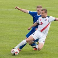 MFK Zvolen - FK Pohronie Žiar n.H. Dolná Ždaňa (modrá)