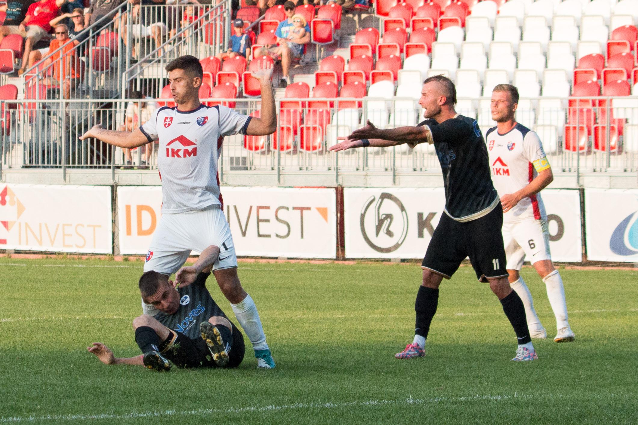 MFK Zvolen – FK Spišská Nová Ves(tmavá)