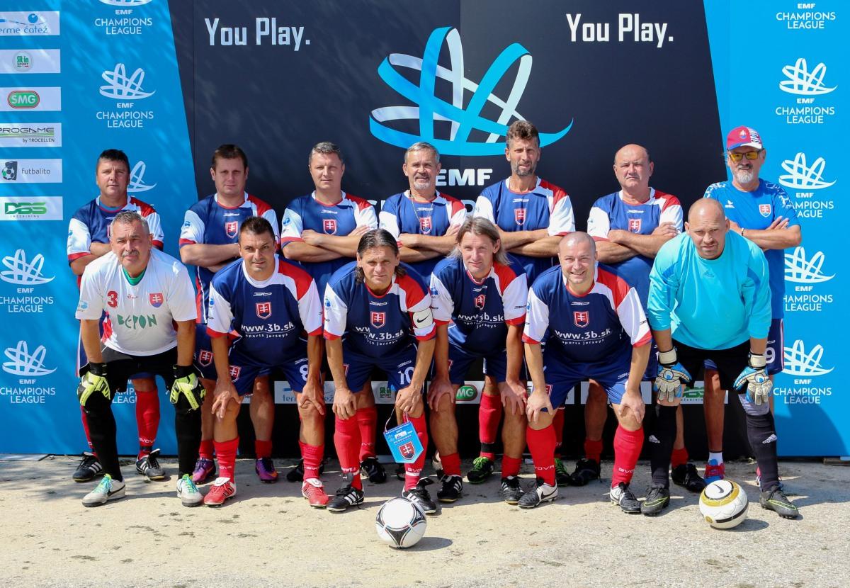 Veľký úspech Zvolenského malého futbalu v Slovinsku