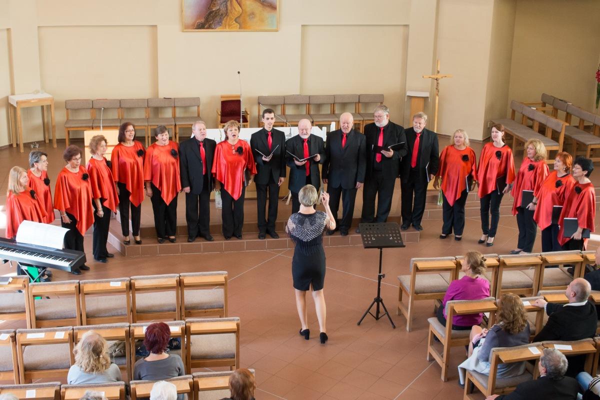 9 speváckych zborov predviedlo svoje kvality vo Zvolene