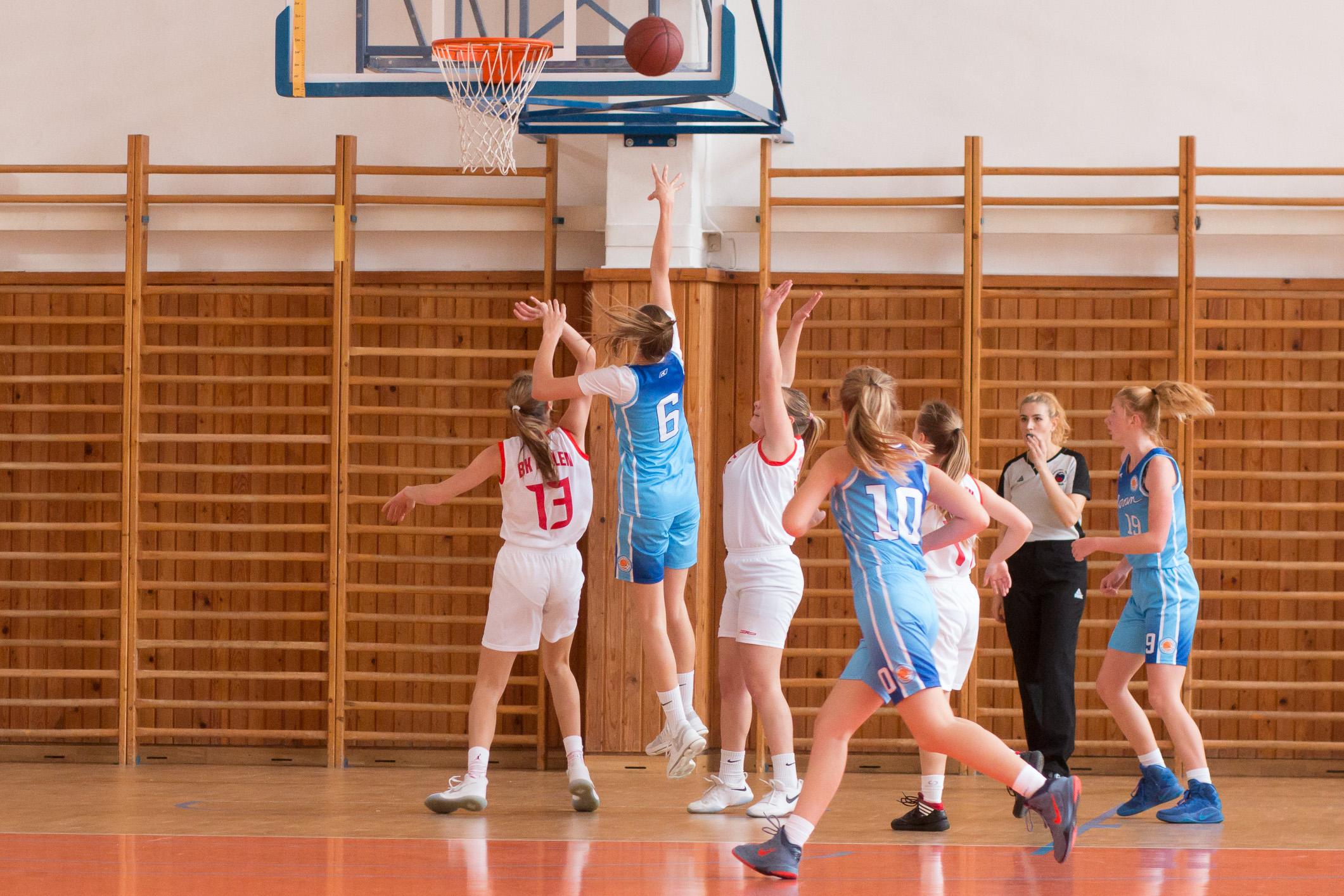 BK Zvolen – BK Slovan Bratislava(belasá)