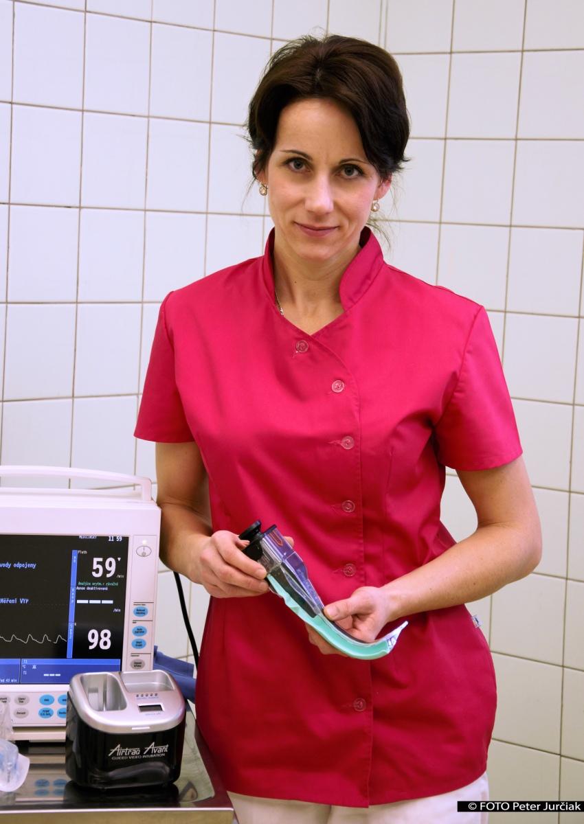 Zdravotníci na oddelení AIM vo zvolenskej nemocnici zachraňujú životy s novým prístrojovým vybavením