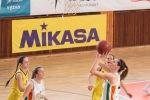 basketbalový zápas kategórie aswbl