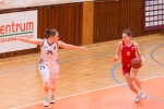 basketbalový zápas junioriek - Zvolen a Ružomberok