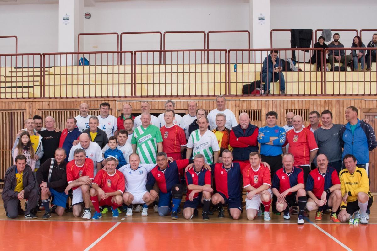 V 7.ročníku L.K. BOXO Ligy 50+ víťazom Euroteam