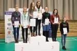 súťaž v bedmintone v rámci Zimnej univerziády 2018