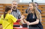 súťaž v pretláčaný rukou v rámci Zimnej univerziády 2018