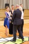 súťaž v tanečnom športe v rámci Zimnej univerziády 2018