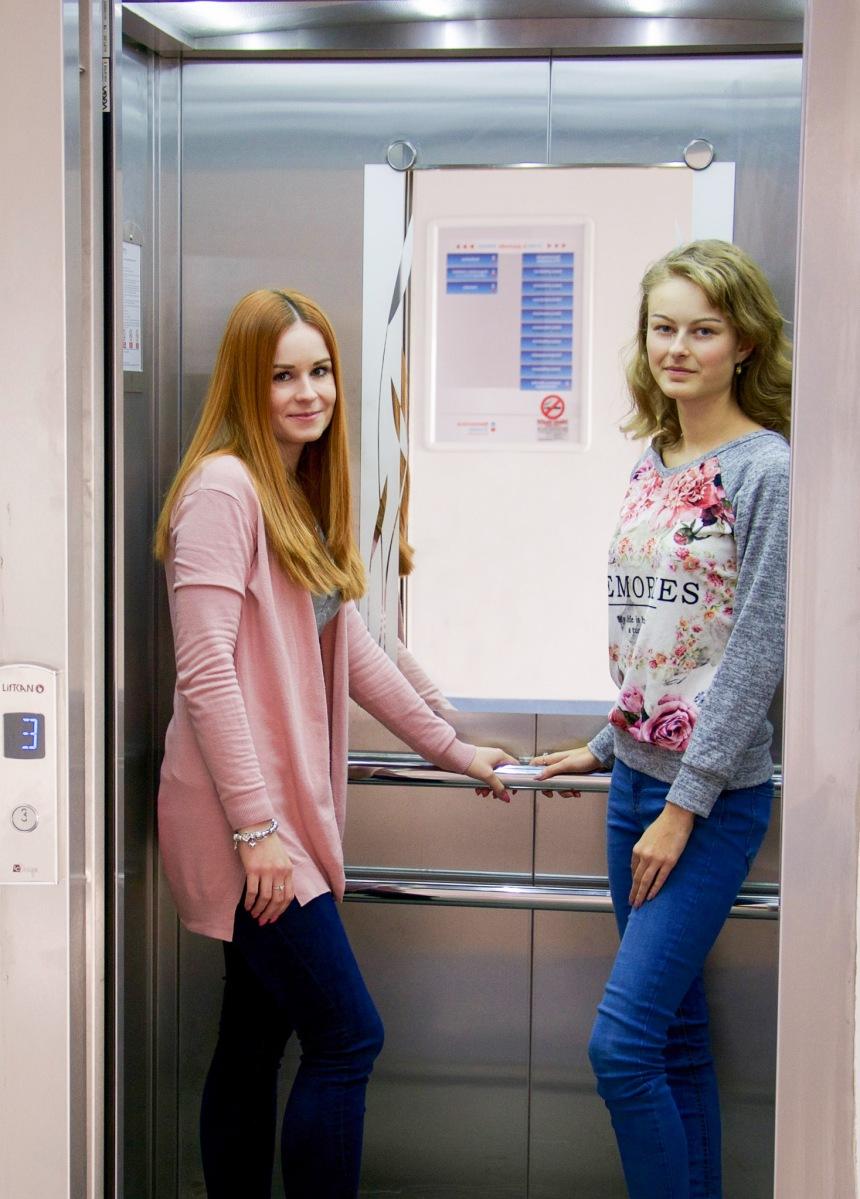Pacienti polikliniky zvolenskej nemocnice využívajú nový výťah