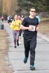 bežecké preteky v parku J. D. Matejovie na Zlatom potoku vo Zvolene
