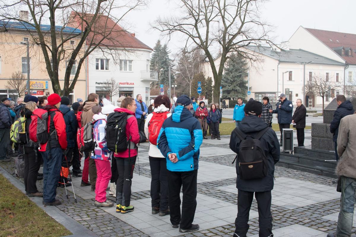 Vo Zvolene bola zahájená turistická sezóna 39. ročníkom výstupom na vrch Zvolen
