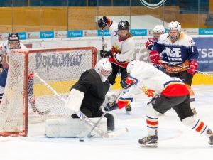 hokejový zápas v extralige žien Zvolen a Košice