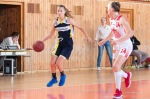 basketbalový zápas kadetiek - Zvolen a Trnava
