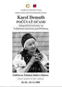 demuth-pocuvat-ocami-plagat-2018