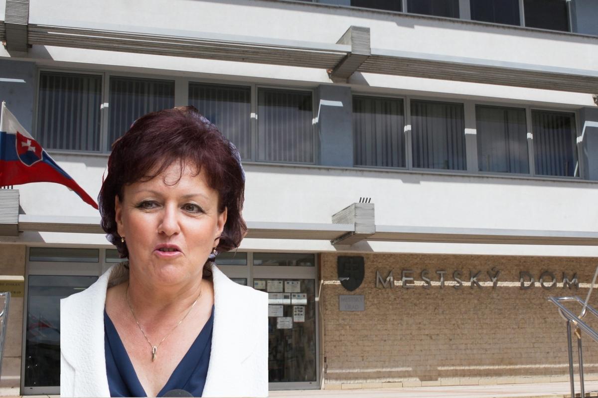 Zvolen aj naďalej povedie Lenka Balkovičová