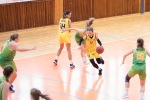 basketbalový zápas žien Zvolen a Turá