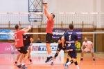 volejbalový zápas mužov Zvolen a Stará Ľubovňa