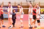 volejbalový zápas mužov Zvolen a Prešov