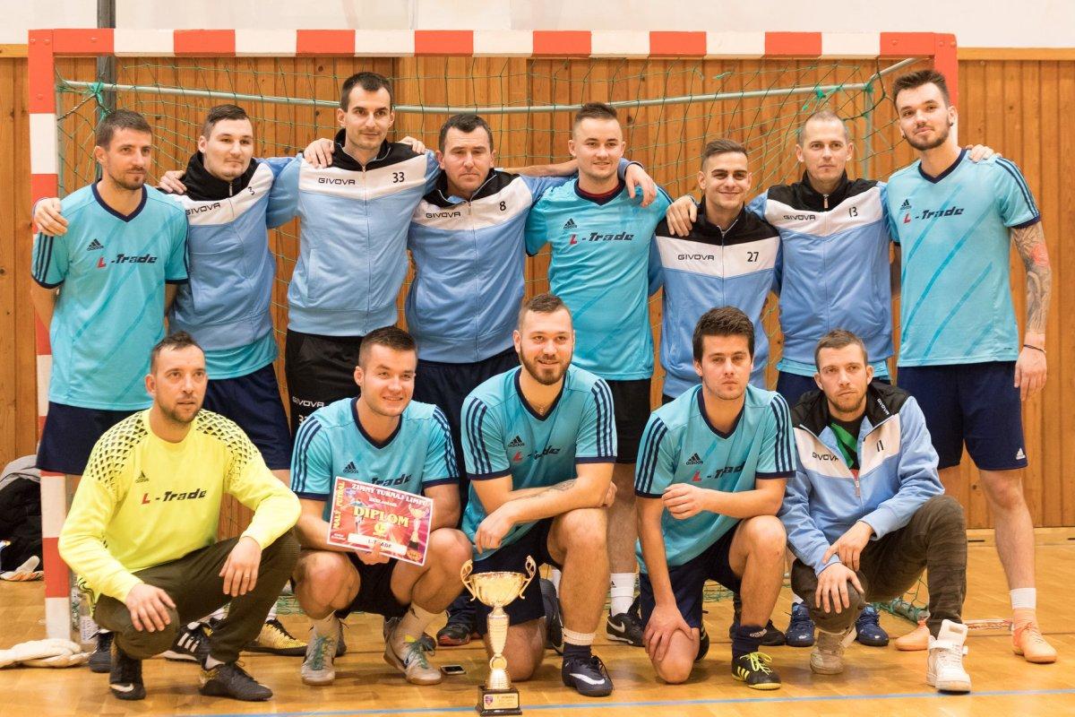 Prekvapením XXXI. ročníka Zimného turnaja LIMFU Zvolen Piánko, víťazom L-Trade