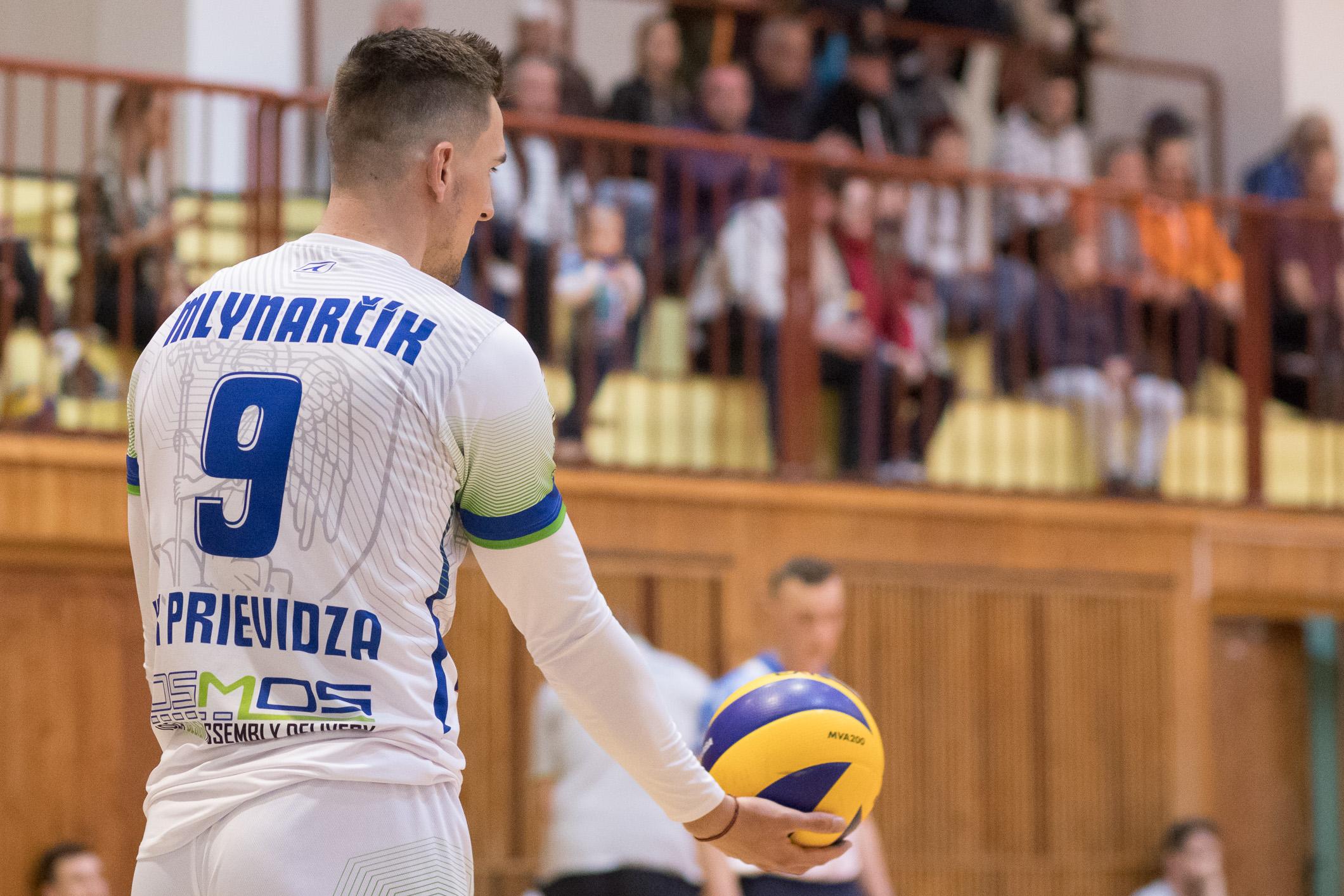 MVK Zvolen – VK Prievidza(biela)