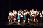 vystúpenie folklórneho súboru Hornád v DJGT Zvolen