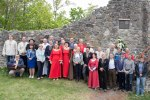 spoločná fotografia členov Pustého hradu