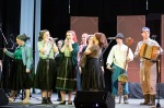 vystúpenie folklórneho súboru Marína Zvolen
