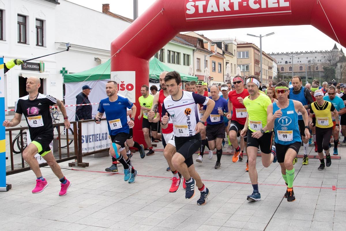 Schieberove sólo na Zvolenskej corride 2019