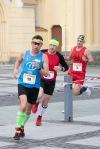 bežci bežiaci na zvolenskom námestí