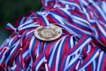 drevená medaila