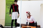 divadelné predstavenie psíček a mačička