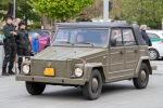 vojenské veterán auto