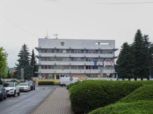 budova mestského úradu vo Zvolene