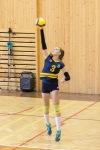 volejbalový zápas dievčat vo Zvolene