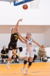 basketbalový zápas žien v Rates aréne vo Zvolene