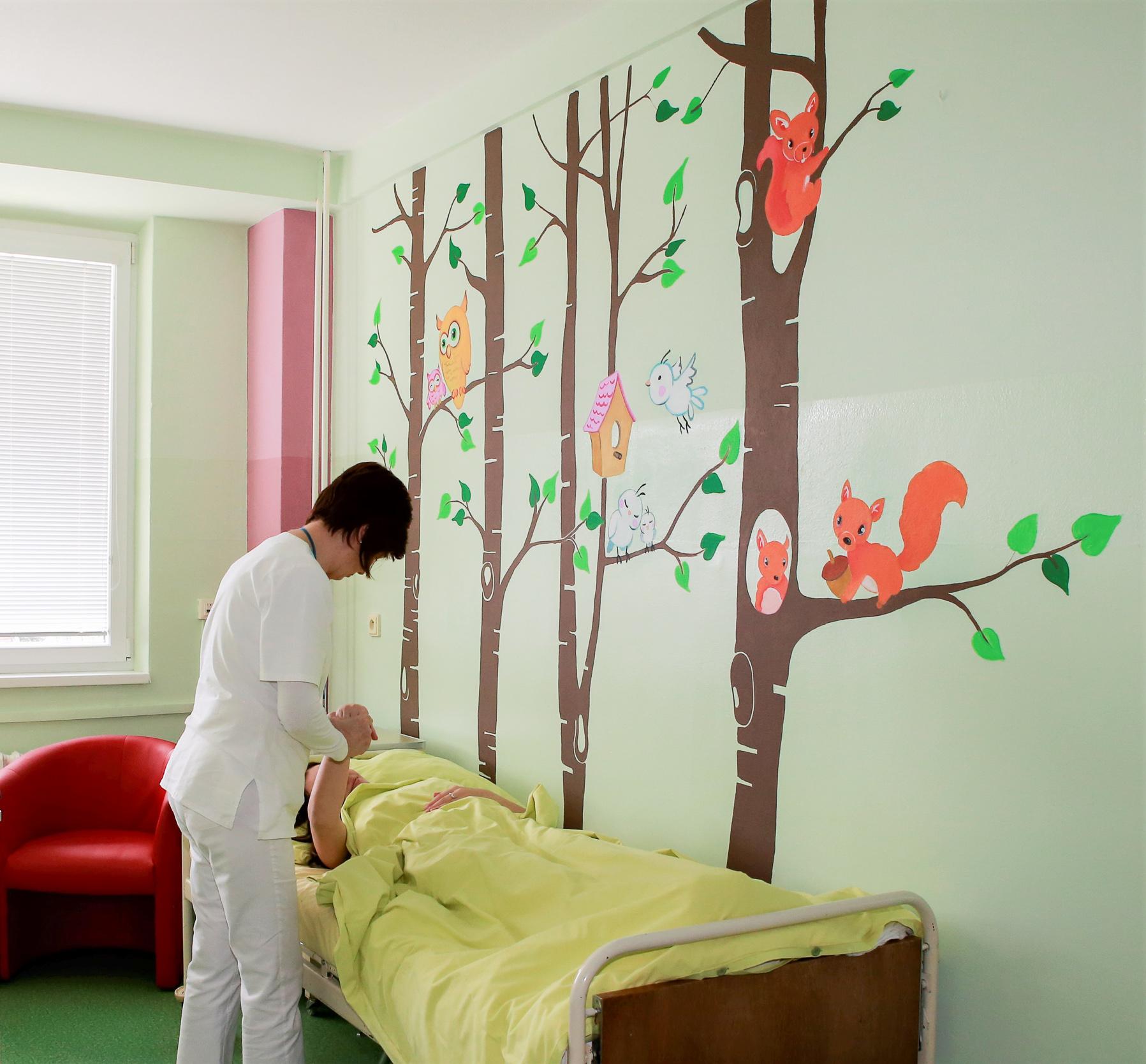 detske-oddelenie-nemocnica-zv